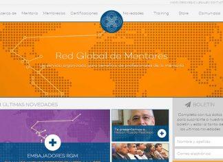 sitio web mentores latino america