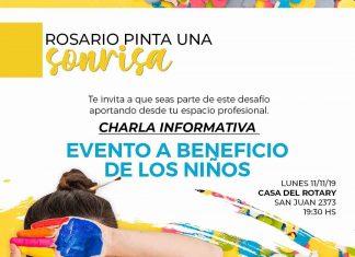 evento a beneficio niños