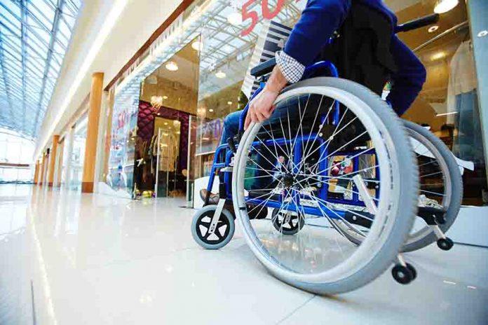 personas discapacitadas trabajo