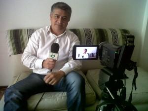 Entrevistado Alejandro Motta de Emprendedores LA