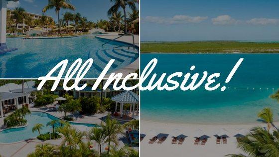 hoteles all inclusive