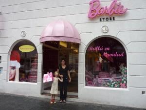 Barbie Store nicho de negocio segmentado por Norberto Loizeau Endeavor 2014