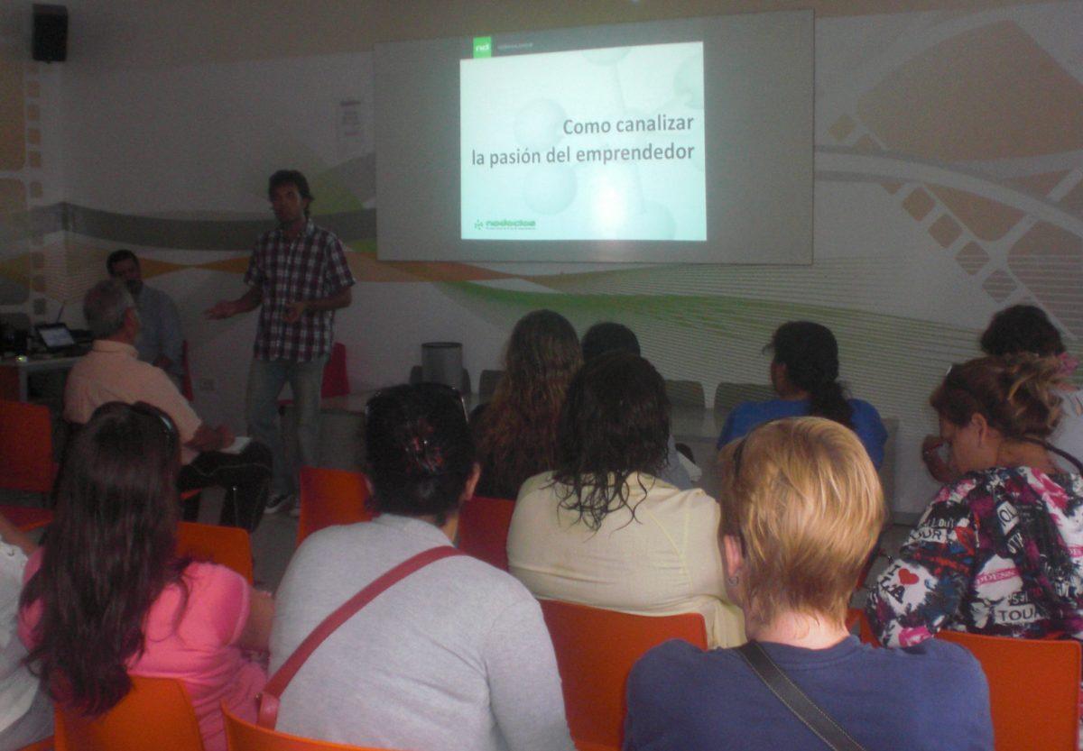 Capacitacion para micro emprendedores en Miramar
