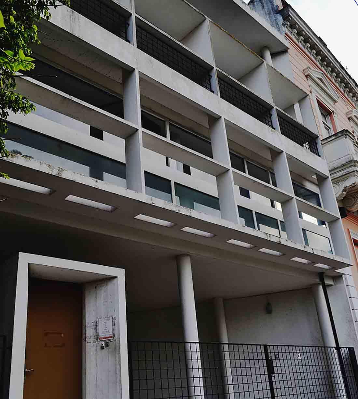 La casa curutchet declarada patrimonio de la humanidad - Casas de le corbusier ...