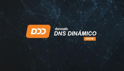 Nace el servicio de DNS Dinámico gratuito de DonWeb