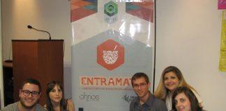 Experiencia ENTRAMATE 2014 Participantes del laboratorio eco social
