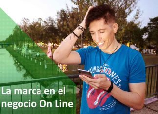 marca on line negocio virtual
