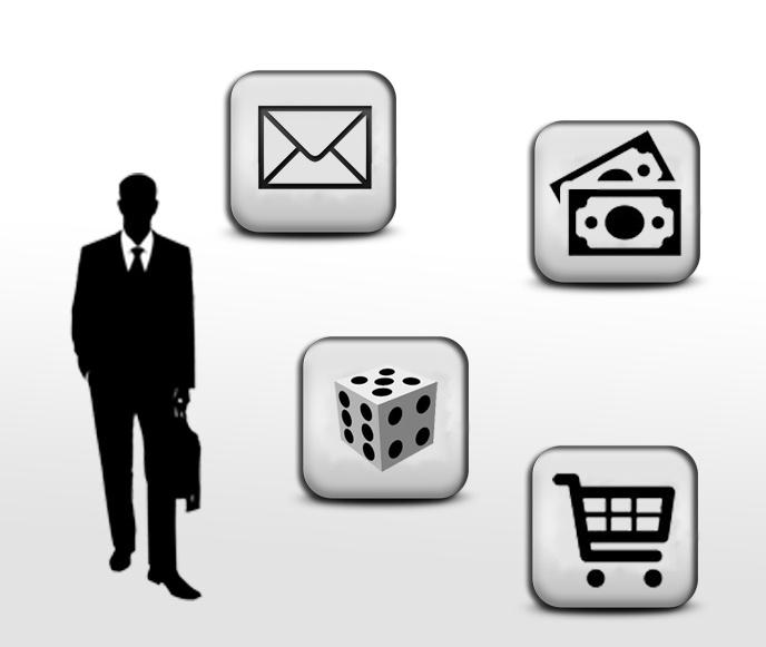 Emprendedor comercio electronico