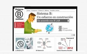 Empresas Sistema b pedro tarak