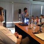 Rodrigo Lopez Sclauzero y Matias Carrillo en Wake up de Emprendedores l a