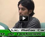 NODOCIOS MATIAS CARRILLO INCUBADORA UNIVERSITARIA DE EMPRESAS 2011