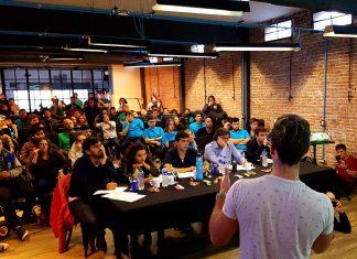 mesa jurado startup weekend