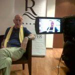 Tom Wise en el Ross Tower de Rosario