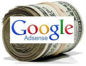 ad sense google cheque pago
