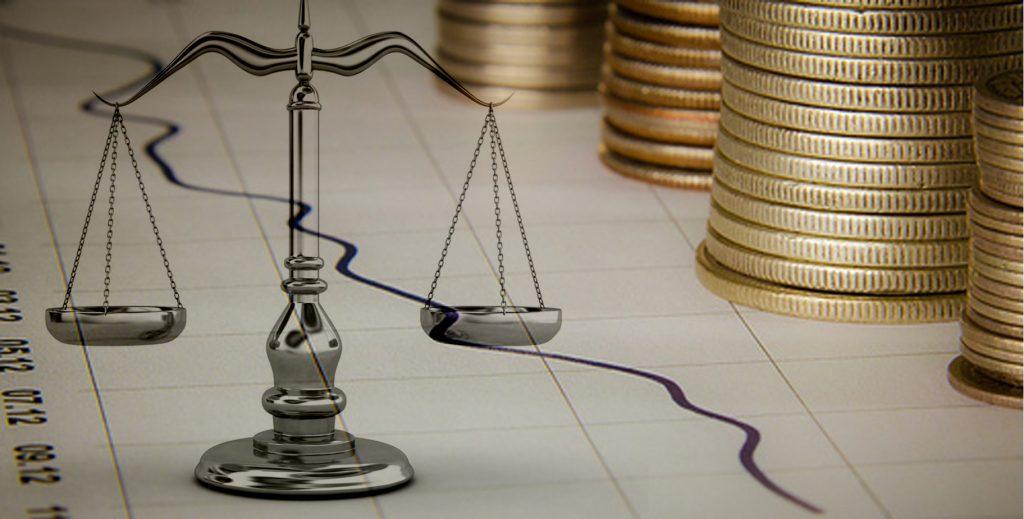 balanza negocios dinero