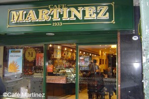 cafe martinez rosario