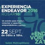 Se viene la Experiencia ENDEAVOR Rosario 2016