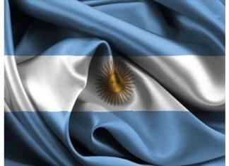 bandera argentina de los granaderos