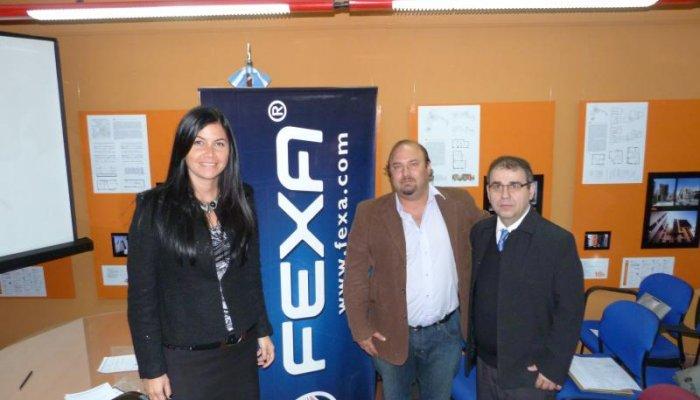 FEXA SRL transmite la esencia del Emprendedor
