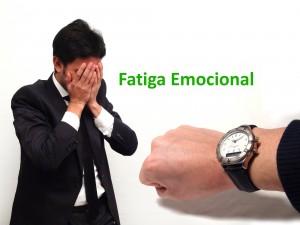 fatiga emocional en el trabajo