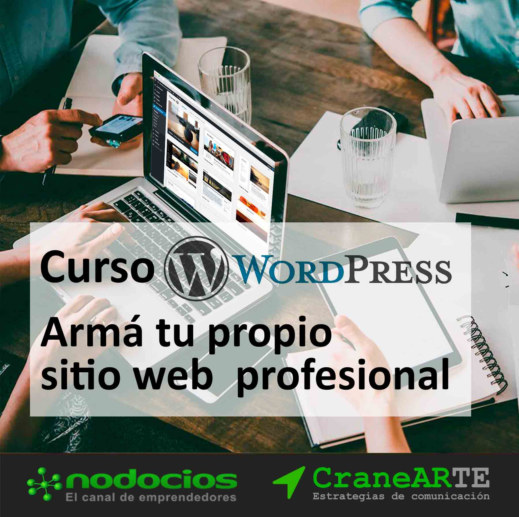 Curso tutorial Wordpress