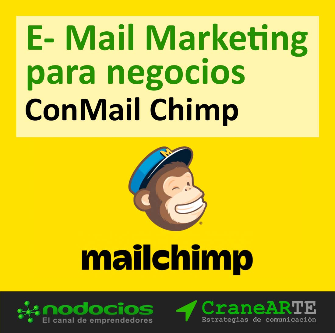 Tutorial Mail Chimp