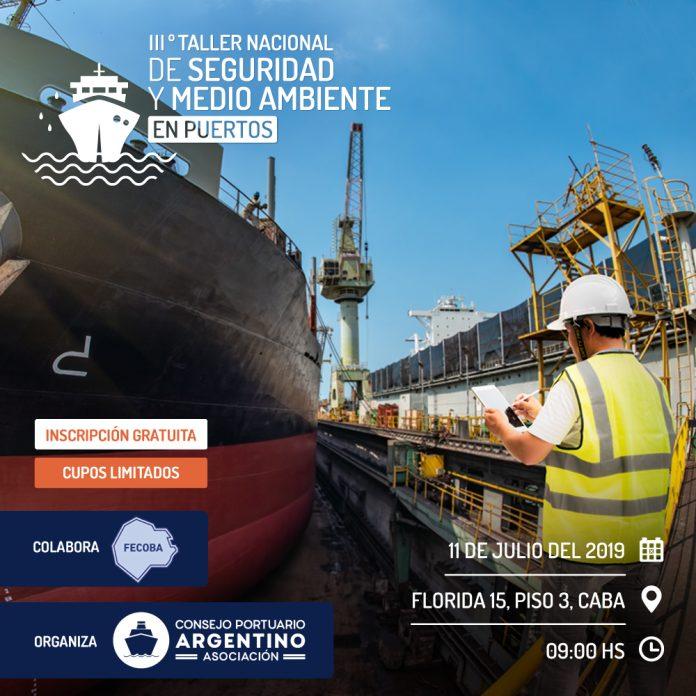 puertos seguridad y medio ambiente