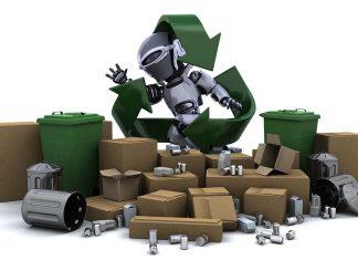 basura electrónica informática