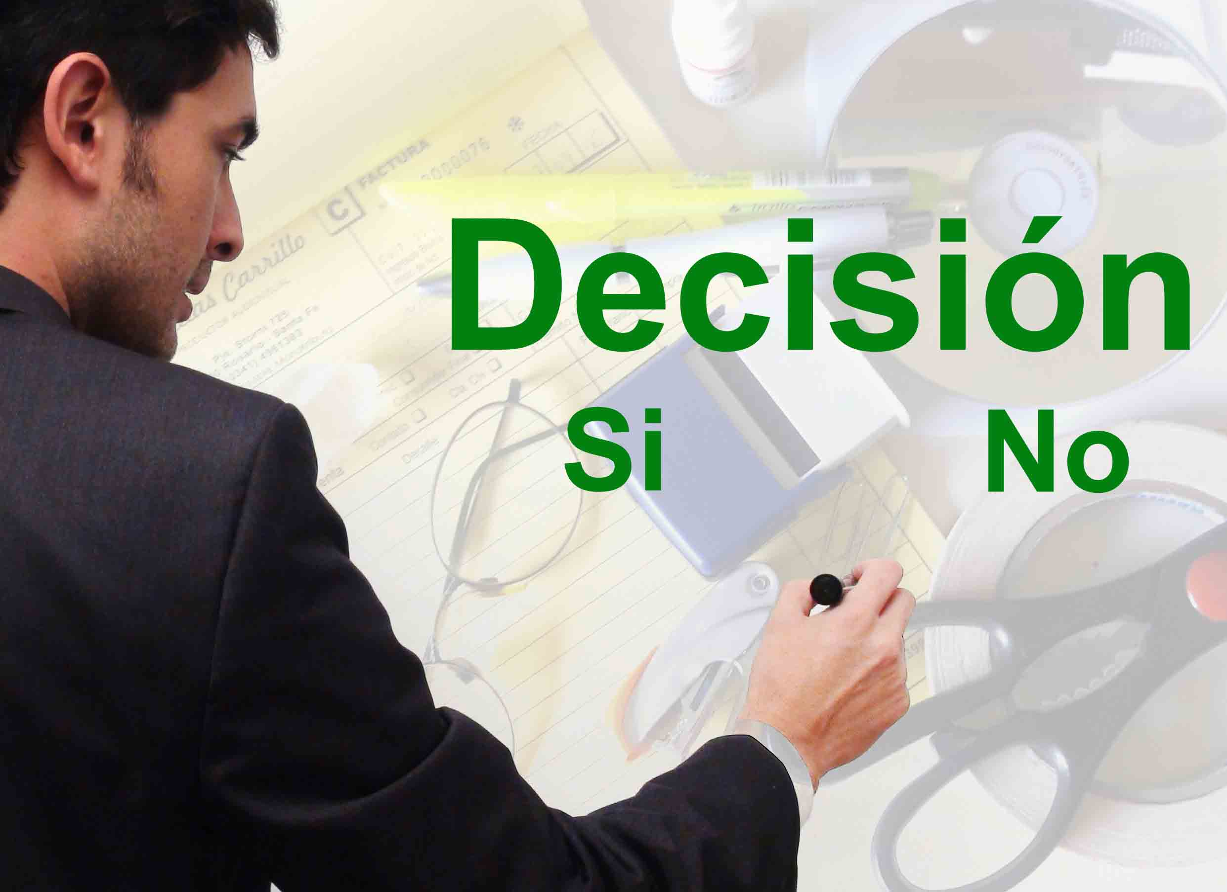 decisiones de vida
