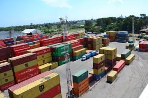 transporte portuario al mundo negocios