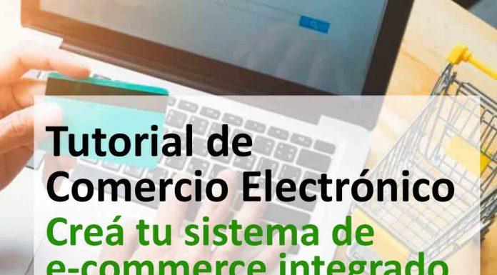 e commerce herramientas web