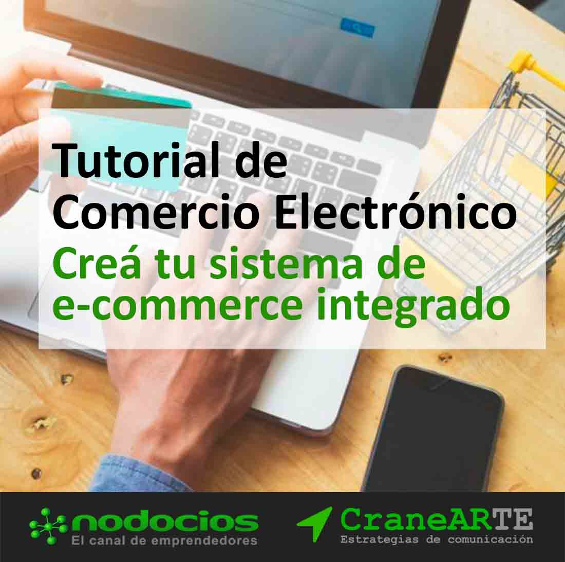Tutorial e commerce